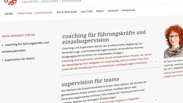 karin herrmann website neu