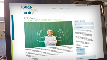 Karin Irene Voigt Website.